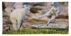The Dance Of Joy Hand Towel