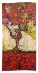The Dancer Series 7 Hand Towel