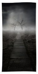 The Dark Land Bath Towel