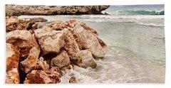 The Dragon Of Labadee Bath Towel