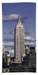 The Empire State Building Hand Towel