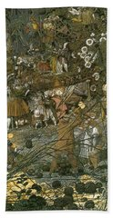 The Fairy Feller Master Stroke Hand Towel
