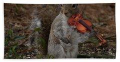 The Fiddler Hand Towel