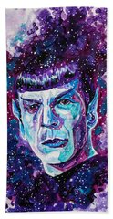 The Final Frontier Hand Towel