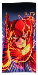 The Flash Bath Towel