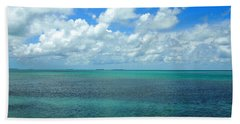 The Florida Keys Bath Towel
