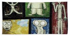 The Gang Of Five Bath Towel