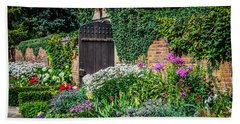 The Garden Gate Hand Towel