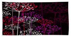 The Garden Of Your Mind 3 Hand Towel
