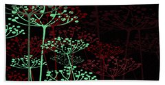 The Garden Of Your Mind 6 Hand Towel