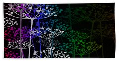The Garden Of Your Mind Rainbow 1 Hand Towel