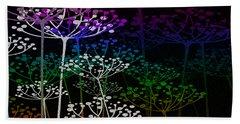 The Garden Of Your Mind Rainbow 2 Hand Towel