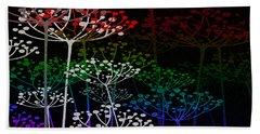 The Garden Of Your Mind Rainbow 3 Hand Towel