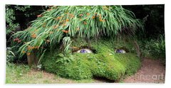 The Giant's Head Heligan Cornwall Hand Towel