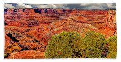The Grand Canyon Dead Horse Point Hand Towel