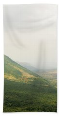 The Great Rift Valley Hand Towel