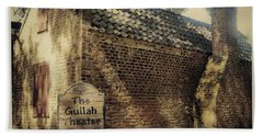 The Gullah Theater At Boone Hall Hand Towel