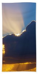 The Heavens Hand Towel