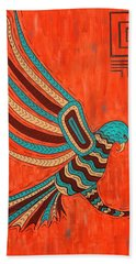 The Hunter Bath Towel by Susie WEBER