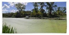 The Indiana Wetlands Hand Towel