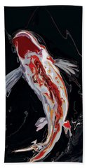 The Koi Hand Towel