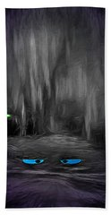 The Lair Hand Towel
