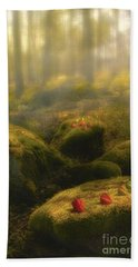 The Magic Forest Bath Towel