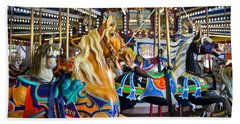 The Magical Machine - Carousel Hand Towel