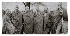 The Masai Hand Towel by Shaun Higson