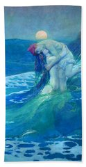 The Mermaid Hand Towel