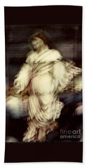 Bath Towel featuring the photograph The Metamorphosis Of A Resurrection    by Michael Hoard