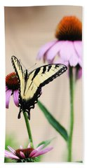 The Swallowtail Bath Towel