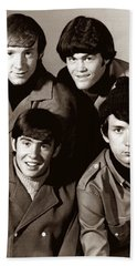 The Monkees 2 Bath Towel