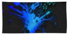 The Music Tree Hand Towel