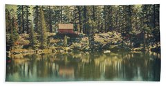 Lake Tahoe Photographs Bath Towels