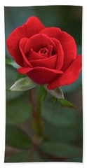 The Perfect Rose Hand Towel