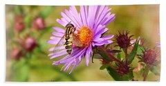 The Pollinator Hand Towel