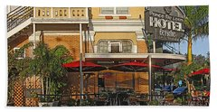 The Ponce De Leon Hotel Hand Towel by HH Photography of Florida
