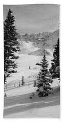 The Quiet Season Hand Towel by Eric Glaser