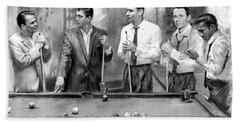 The Rat Pack Bath Towel