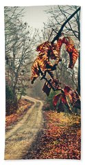 The Road Home Hand Towel