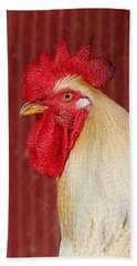 The Rooster Hand Towel