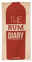 The Rum Diary Bath Towel