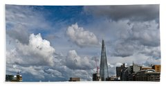 The Shard At Southwark Bath Towel