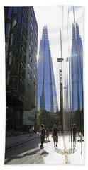 The Shard London Hand Towel