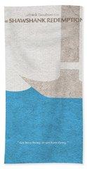 The Shawshank Redemption Bath Towel
