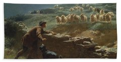 The Sheepstealer Hand Towel