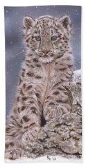 The Snow Prince Hand Towel