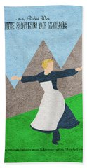 The Sound Of Music Hand Towel
