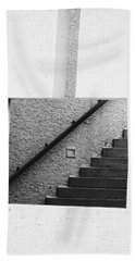 The Stairs In The Square Hand Towel